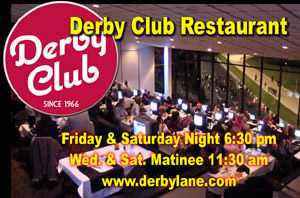 Brilliant Truly Spectacular Dining At Derby Lane Joebucsfan Com Beutiful Home Inspiration Truamahrainfo