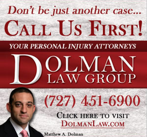 Tampa Bay Injury Attorney Matt Dolman