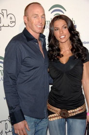 "Jeff Garcia's dad says his son is keeping a postive attitude. Joe looks at the Garcias above and wonders, ""How could Jeff ever be sad?"""