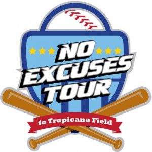 Tampa Luxury Bus To Tropicana Field Only $9.95 Roundtrip