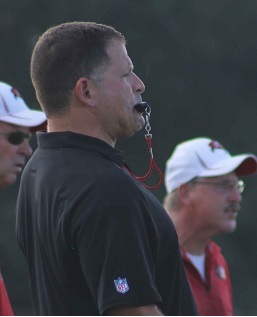 Greg Schiano said yesterday that Josh Freeman missed a key detail against the Eagles