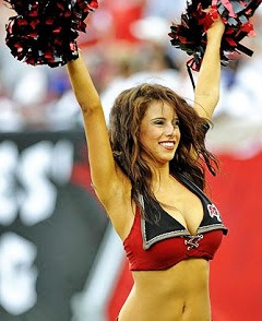 bucs cheerleader 1117