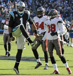 The Stinking Panthers scored -- and danced -- then they had the opportunity to do so today. The Bucs did not.
