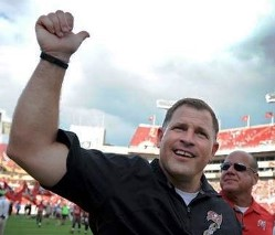 theMMQB's Peter King seems to have a pulse on the immediate future of Bucs commander Greg Schiano.