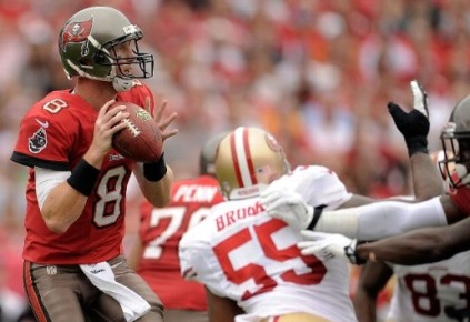 Joe still has reservations about Bucs QB Mike Glennon.