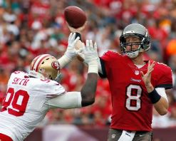 Mike Glennon and the Bucs offense had a woeful fourth quarter.