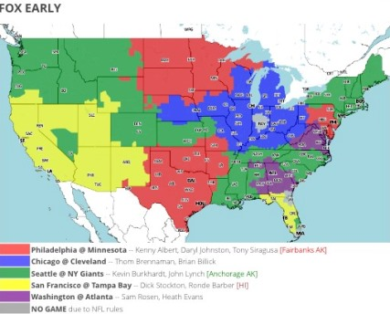 nfl tv map 1215