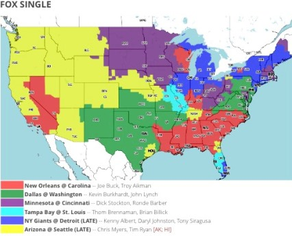 nfl tv map 1220