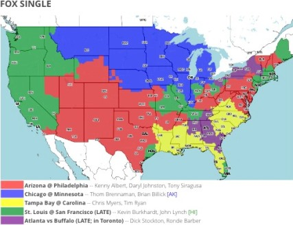 nfl tv map for 1201