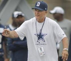Cowboys could block Rod Marinelli from coming to Bucs.