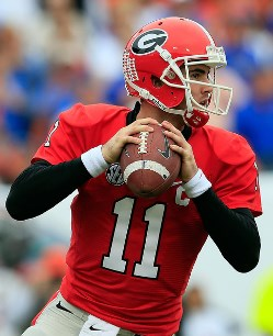 Joe thinks Georgia Qb Aaron Murray will be a very good value pick on the third day.