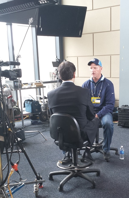 Titans coach Ken Whisenhunt has a sitdown with the creator, curator and overall guru of Pro Football Talk, the great Mike Florio for a piece on NBC Sports Network.