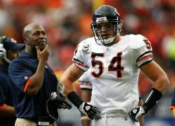 Lovie Smith has invited Brian Urlacher to work with the Bucs defense.