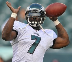 Would Michael Vick be a short-term answer for the Bucs?