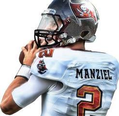 johnny football Bucs