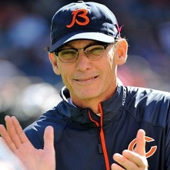 Bears coach Marc Trestman is happy that Bucs quarterback Josh McCown has the opportunity to be a regular starter.