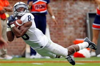 Bucs fans should not sleep on Penn State WR Allen Robinson.