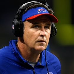 Adam Schein believes Bills coach Doug Marrone got one over on the Bucs.