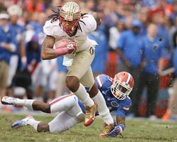 Might FSU WR Kelvin Benjamin be too heavy and too inconsistent for the Bucs?