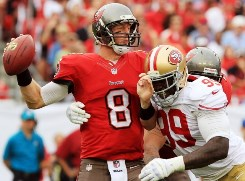 A pair of BSPN types believe Bucs backup QB Mike Glennon is trade bait.