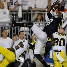 Joe would do cartwheels if the Bucs landed high-flying All-American Allen Robinson