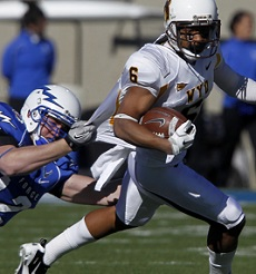 Wyoming Air Force Football