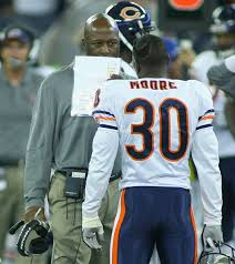 Lovie was so dialed in to the nickel back position in Chicago, he coached the position himself in 2008.