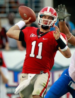 Joe thought drafting Aaron Murray on the third day would be smart for the Bucs. One NFL GM says history shows that would be a waste of a draft pick.