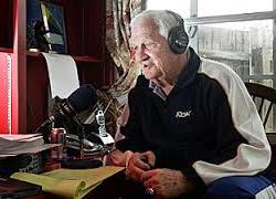 Gil Brandt, here on his SiriusXM NFL Radio show broadcasting from his Dallas home, loves the Bucs' chances of making the playoffs.
