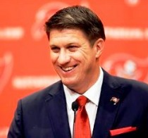 Bucs GM Jason Licht talks about Bucs QB Mike Glennon non-trade talks.