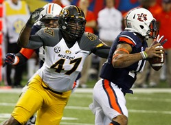 MIssouri DE Kony Ealy is one of Peter King's top pass rushers in the draft.