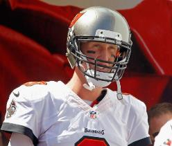 "The ""Custodian of Canton"" is suspicious of the knighting of ""future"" Bucs QB Mike Glennon."