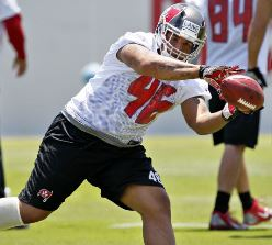 Yes, the Bucs may keep a fullback. And his name may be Jorvorskie Lane.