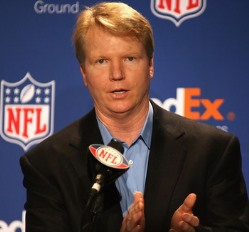 Phil Simms is already pimping the Bucs as a team to reckon with in 2014.