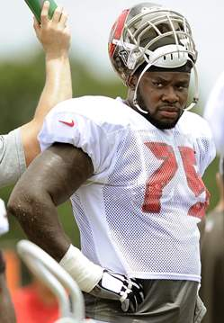 Woody Cummings of the Tampa Tribune believes  Bucs G Oneil Cousins and the rest of his offensive line mates could use some extra snaps of work Thursday.