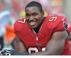 Bucs DT Akeem Spence said the Bucs defense is not only ready for opponents, but also the Bucs offense.