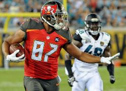 Bucs TE Austin Seferian-Jenkins could be in a rotation with two other tight ends to start for the Bucs.