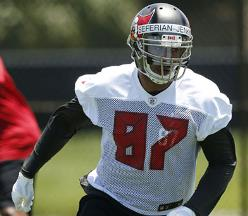 Bucs TE Austin Seferian-Jenkins has crazy  high standards.
