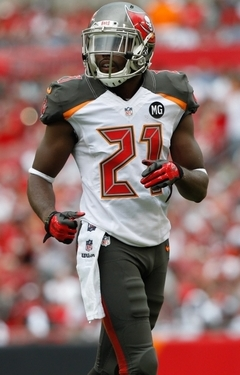 Bucs CB Alterraun Verner is expecting a battle Wednesday night.