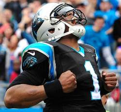 If the Bucs had a pass rush, they could persuade Stinking Panthers QB Cam Newton from doing his Superman schtick.