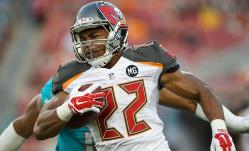 Which Doug Martin shows up Saturday, the stud rookie or the ineffective veteran?