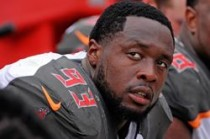 Don't ask Gerald McCoy about the draft