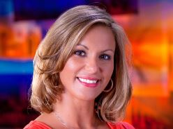 """""""The Road Warrior,"""" WTSP-TV traffic reporter Holley Sinn, has some tips on how to get to the Bucs game quicker."""