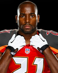Bucs CB Alterraun Verner is ready for his duel with Crows WR Steve Smith.