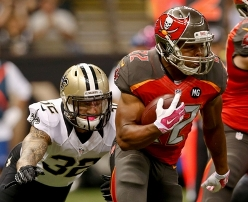 If Bucs RB Doug Martin plans on remaining as Bucs starter, he might want to have a good game Sunday.