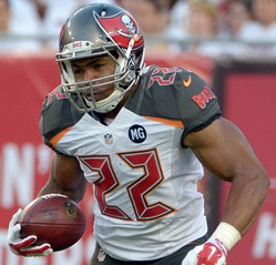 Bucs RB Doug Martin has changed and Joe isn't sure why.