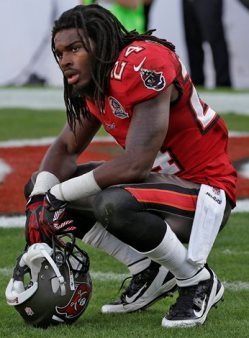 Bucs S Mark Barron has had ample opportunities to prove his worth in the NFL. If anything, he is regressing and is fortunate he hasn't been benched.