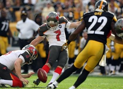 NFL: Tampa Bay Buccaneers at Pittsburgh Steelers