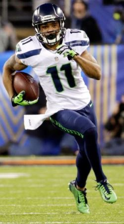Report claims Bucs were in the mix for WR Percy Harvin as he was traded by Seattle to the Jets.