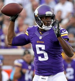 A BSPN scribe believes the Bucs are just what Vikings quarterback Teddy Bridgewater needs.